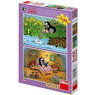 Dino Krteček a jeho kamarádi - Perla - Puzzle