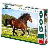 Dino Kůň ve výběhu - Puzzle