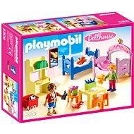 Playmobil 5306 Barevný dětský pokoj - Stavebnice