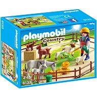 Playmobil 6133 Zvířata na pastvě - Stavebnice