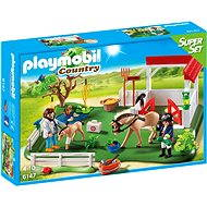 Playmobil 6147 Super Set Padok se stáním pro koně - Stavebnice