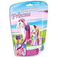 Playmobil 6166 Princezna Rosalie s koněm - Stavebnice