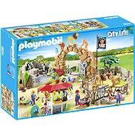 Playmobil 6634 Velká ZOO - Stavebnice