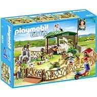 Playmobil 6635 Koutek domácích zvířat - Stavebnice