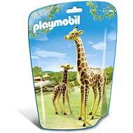 Playmobil 6640 Žirafa s mládětem - Stavebnice
