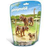 Playmobil 6645 Tygři s mládětem - Stavebnice