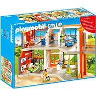 Playmobil 6657 Dětská nemocnice s přístroji - Stavebnice