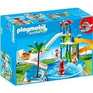 Playmobil 6669 Aquapark s tobogány - Stavebnice