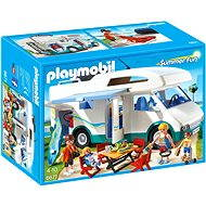 Playmobil 6671 Rodinný obytný vůz - Stavebnice