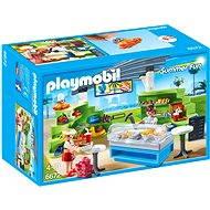 Playmobil 6672 Obchod s občerstvením - Stavebnice