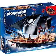 Playmobil 6678 Pirátská bitevní loď - Stavebnice