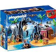 Playmobil 6679 Pirátský ostrov pokladů - Stavebnice