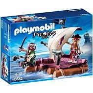 Playmobil 6682 Pirátský vor - Stavebnice