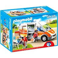 Playmobil 6685 Sanitka s majákem a houkačkou - Stavebnice