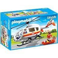 Playmobil 6686 Záchranný vrtulník - Stavebnice
