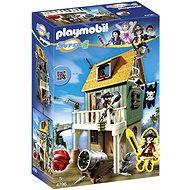 Playmobil 4796 Maskovaná pirátská pevnost s Ruby - Stavebnice