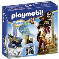 Playmobil 4798 Sharkbeard - Stavebnice