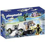 Playmobil 6692 Techno Chameleon s agentem Genem - Stavebnice
