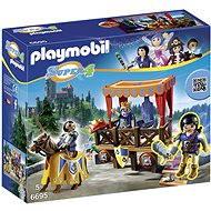 Playmobil 6695 Královská tribuna s Alexem - Stavebnice