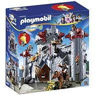 Playmobil 6697 Přenosný hrad Černého barona - Stavebnice