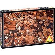 Piatnik Čokoláda - Puzzle