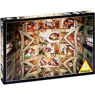Piatnik Michelangelo, Sixtinská kaple - Puzzle