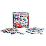 Pexeso & Domino - Cars Ice Racers - Memory game