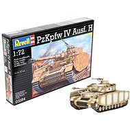 Plastic ModelKit tank 03184 - PzKpfw. IV Ausf.H - Plastikový model