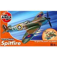 AirFix Quick Build J6000 letadlo – Supermarine Spitfire - Plastový model