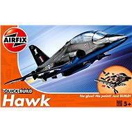 AirFix Quick Build J6003 letadlo – BAE Hawk - Plastový model