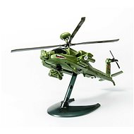 Quick Build vrtulník J6004 - Boeing Apache  - Plastikový model