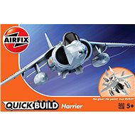 AirFix Quick Build J6009 letadlo – Harrier - Plastový model