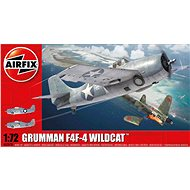 AirFix Model Kit A02070 Aircraft - Grumman F4F-4 Wildcat - Model Airplane