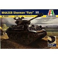 "Italeri Model Kit 6529 tank – M4A3E8 Sherman ""Fury"" - Plastový model"