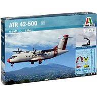 Italeri Model Kit 1801 letadlo – ATR 42-500 - Plastový model