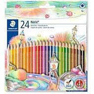 """Barevné pastelky """"Noris Club"""" sada 24 barev - Pastelky"""