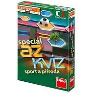 AZ Kvíz - Sport a příroda - Vědomostní hra
