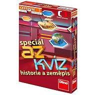 AZ Kvíz - Historie a zeměpis - Vědomostní hra