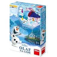 Olaf na ledě - Společenská hra