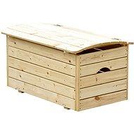 Cubs - Dřevěná truhla na hračky - Příslušenství na dětské hřiště