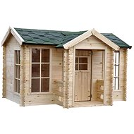 Dětské dřevěný domek CUBS - Villa M520 - Dětské hřiště