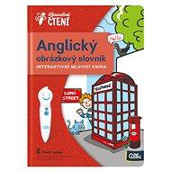 Kouzelné čtení - Anglický obrázkový slovník - Kniha pro děti