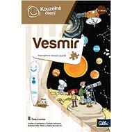 Kouzelné čtení - Puzzle Vesmír - Kniha pro děti
