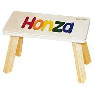 Barevná stolička CUBS Honza - Nábytek