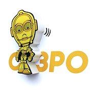 3D Mini světlo Star Wars C-3PO - Osvětlení do dětského pokoje