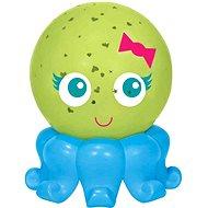 Zářící chobotnička - Čiperka zelená - Dětská lampička