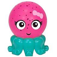Zářící chobotnička - Čiperka růžová - Dětská lampička