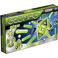 Geomag - Kids Glow 104 dílků - Magnetická stavebnice
