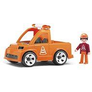 IGRÁČEK Multigo - Vozidlo údržby a cestář - Herní set