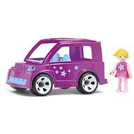 IGRÁČEK Multigo - Auto s Pinky Star - Herní set